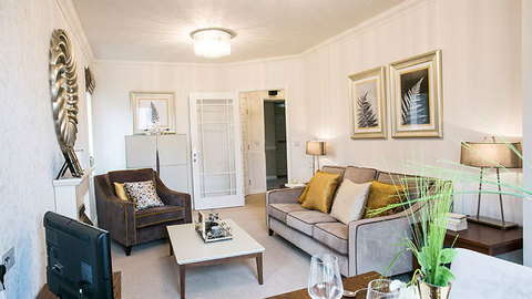 1 bedroom retirement apartment  in Timperley