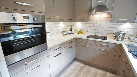 2 bedroom retirement apartment  in Formby