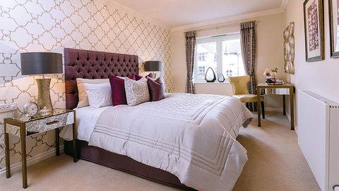 Plot 024 - 1 bed apartment