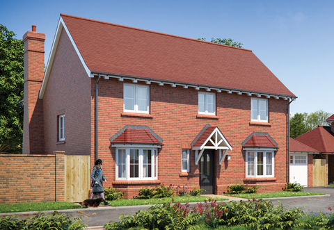 The Copthorne - Plot 046-HelptoBuy