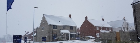 Charfield Village in Charfield
