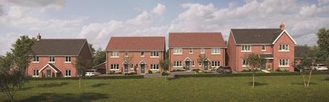 Steeple Claydon, Buckinghamshire MK18