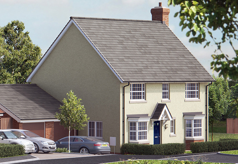 The Oakley - Plot 164-HelptoBuy