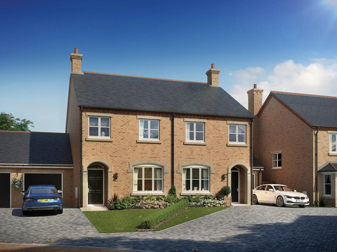The Amersham - Plot 105