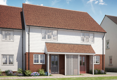 THE BROOK   Plot 396   Help to Buy