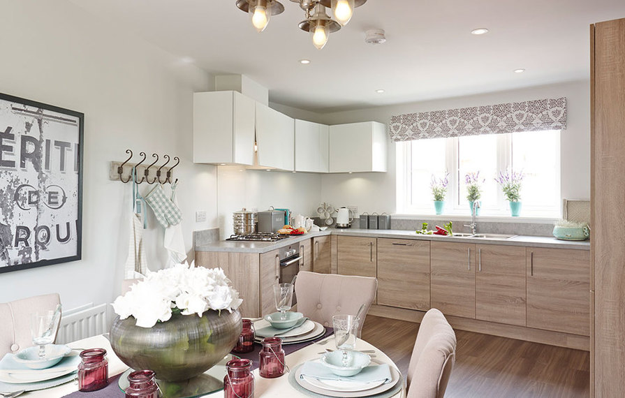 Image of New homes in Ashford
