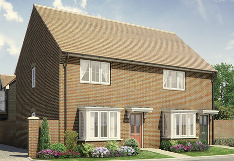 THE THURNHAM - Plot 308-HelptoBuy