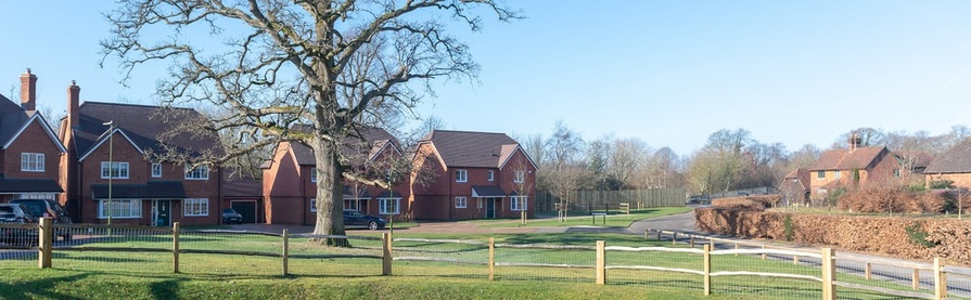 Image of Brand New Homes in Handcross