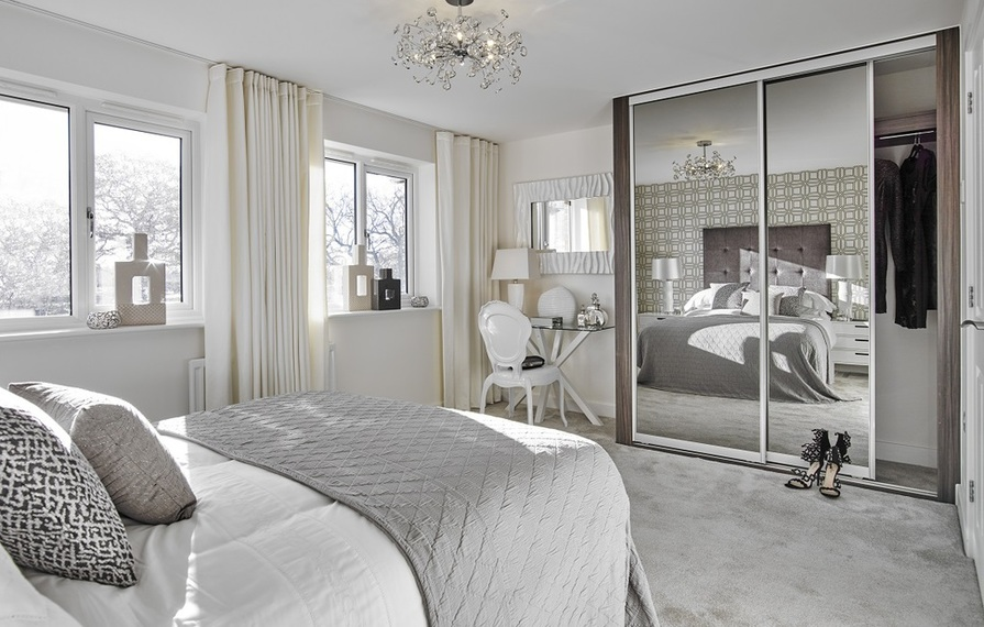 Image of Typical two bedroom show home