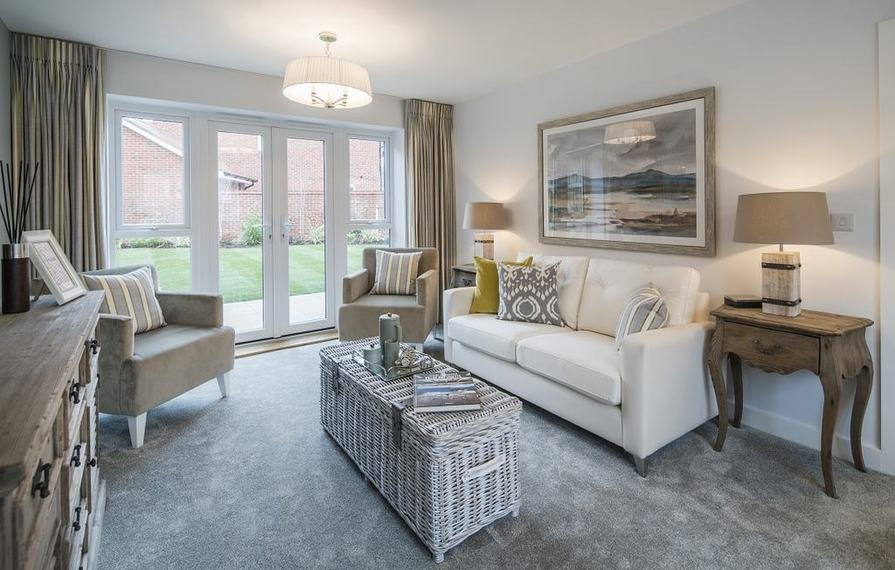 Image of The Gosfield - 4 Bedroom Home