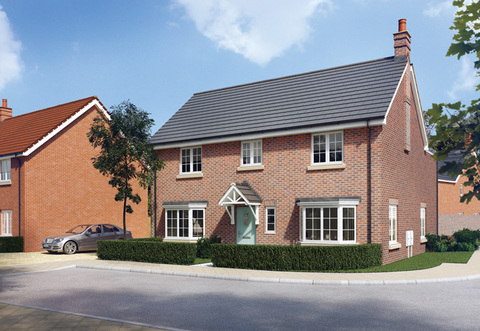 Copthorne   Plot 417   Help to Buy