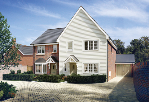 Elsenham - Plot 380