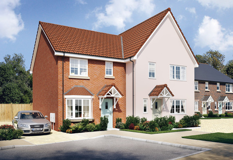 Elmswell - Plot 379