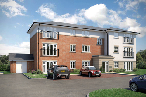 The Apartments   Plot 281   Help to Buy