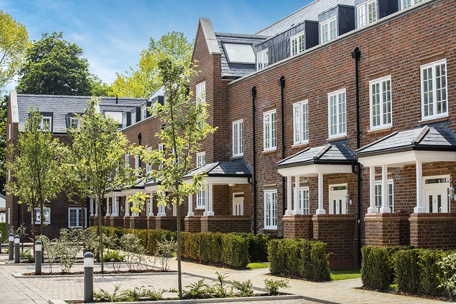 Image of Napsbury Quarters