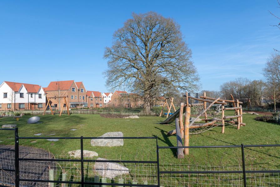 Image of Nightingale Fields Development