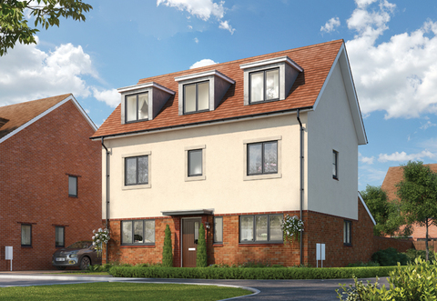The Gosfield - Plot 045-HelptoBuy
