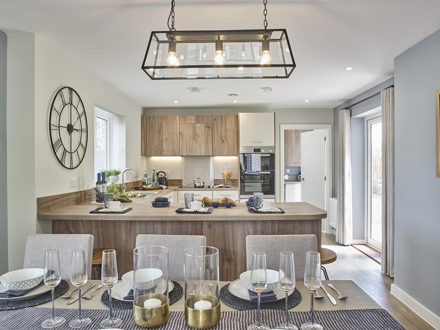 Image of 4 bedroom home - kitchen