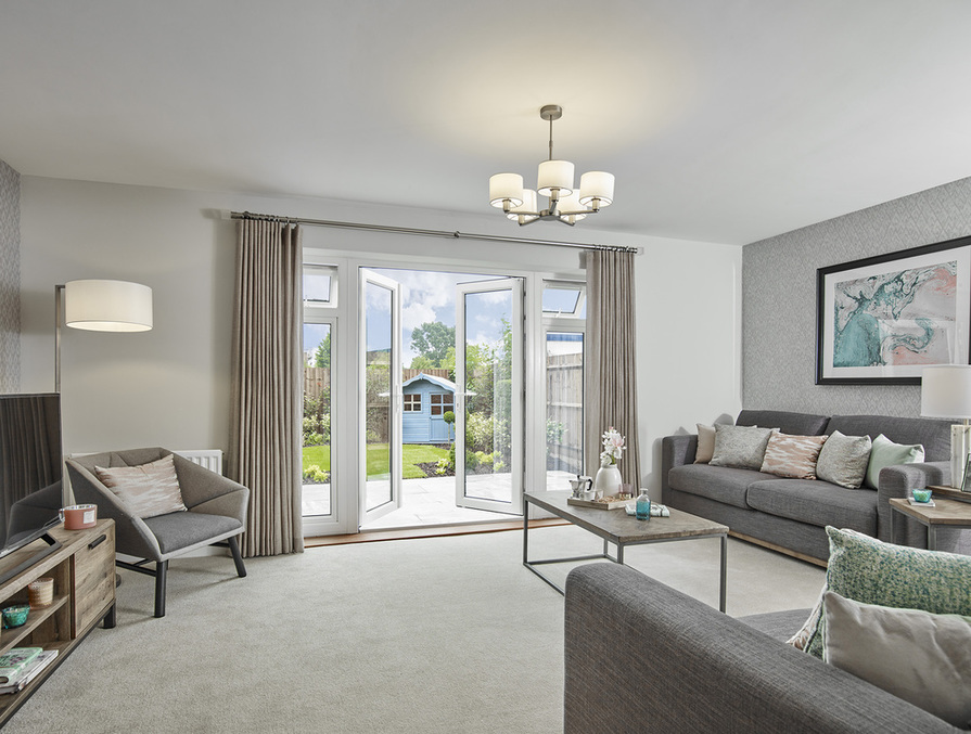 Image of 3 bedroom home - lounge