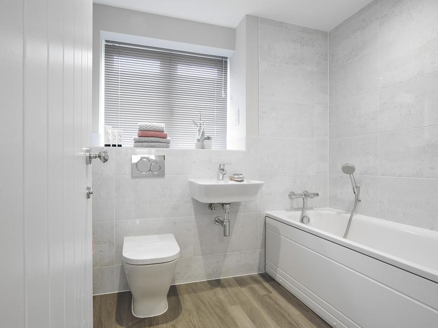 Image of 3 bedroom home - bathroom
