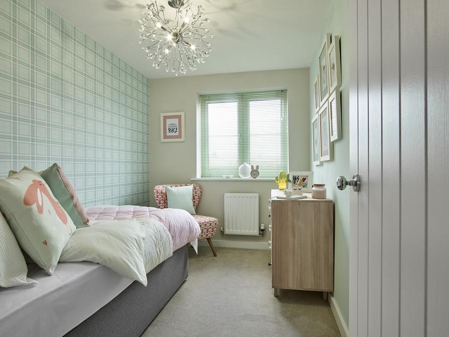 Image of 3 bedroom home - bedroom