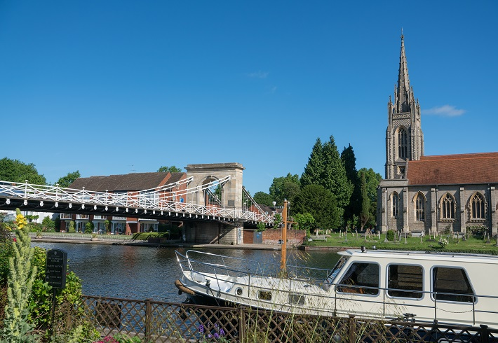 Image of Marlow Town