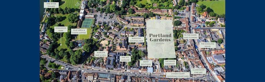 Image of Portland Gardens at Marlow