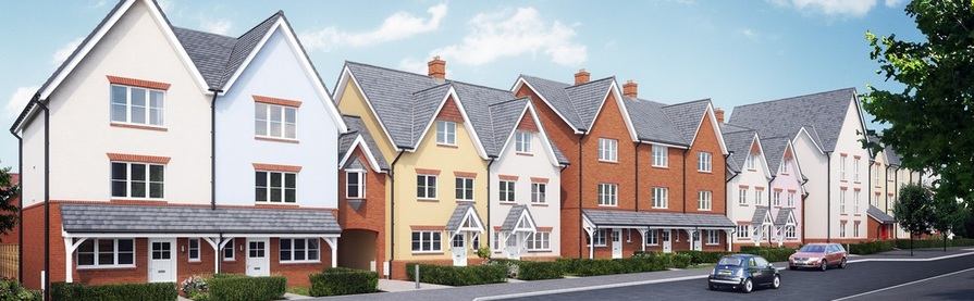 Typical Image of The Mews at Tadpole Garden Village