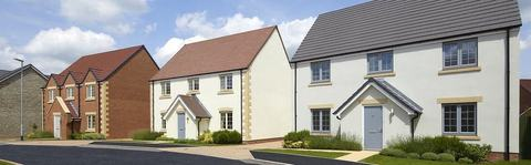 The Monksfield   Plot 133   Help to Buy