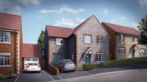The Monksfield - Plot 134-HelptoBuy