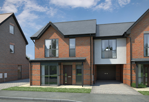 The Girling   Plot 1103   Help to Buy