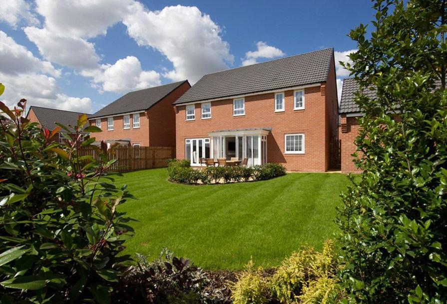 Winstone Show Home at Applegarth Manor