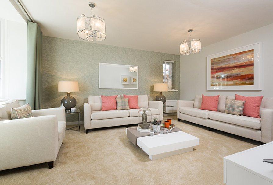 Bradgate Living Room