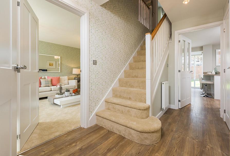 Bradgate Hallway
