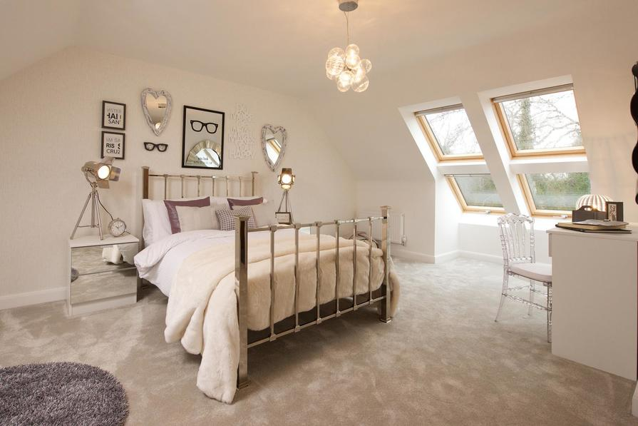 Lichfield - Bedroom