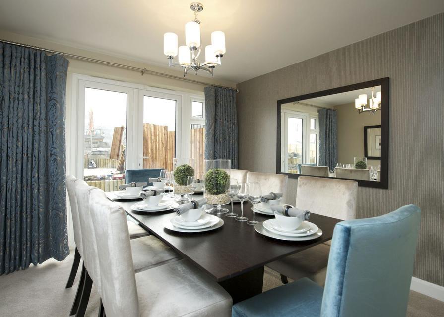Gracedieu - Dining Room