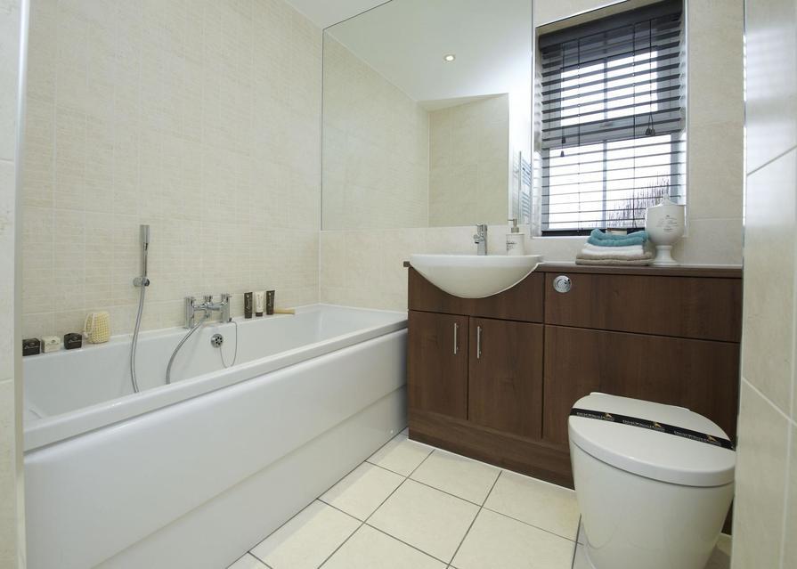 Gracedieu - Bathroom