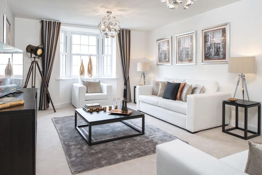 Holden bedroom with en suite