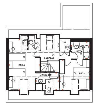 The Balshaw - Second floor