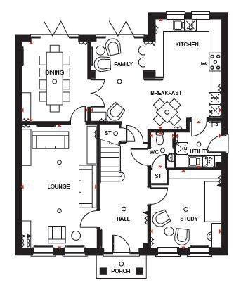 The Balshaw - Ground floor