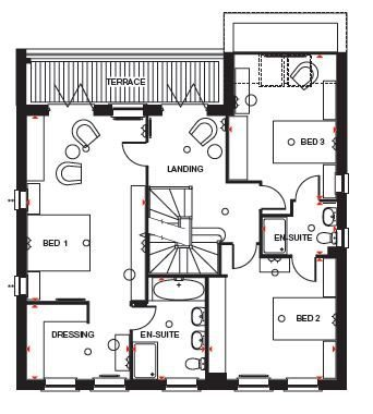 The Balshaw - First Floor