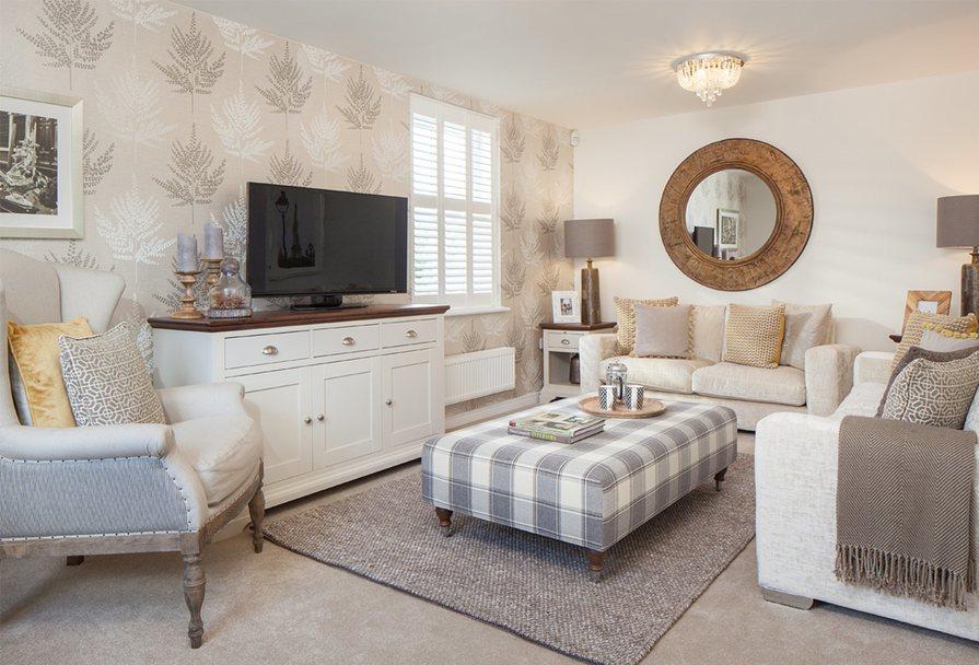 Hadley living room