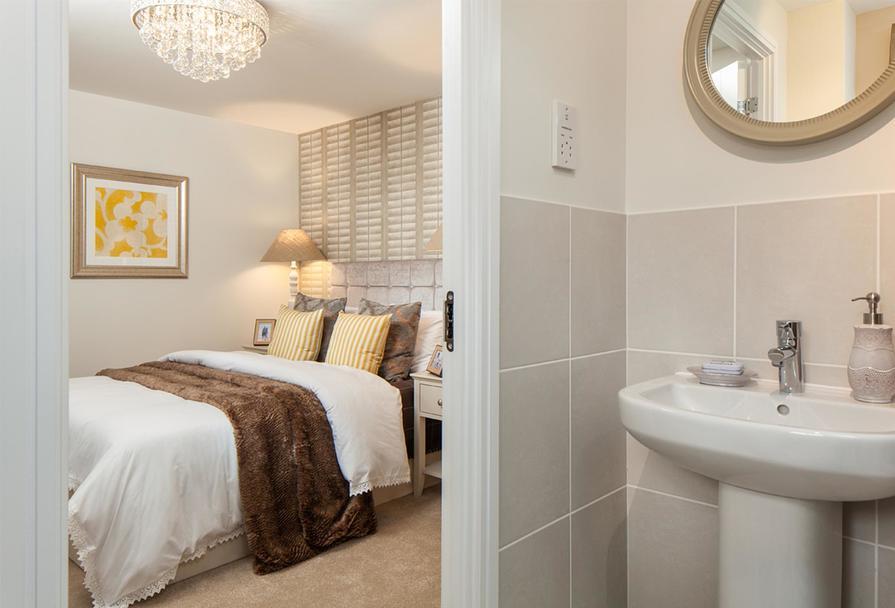 Hadley Master bedroom