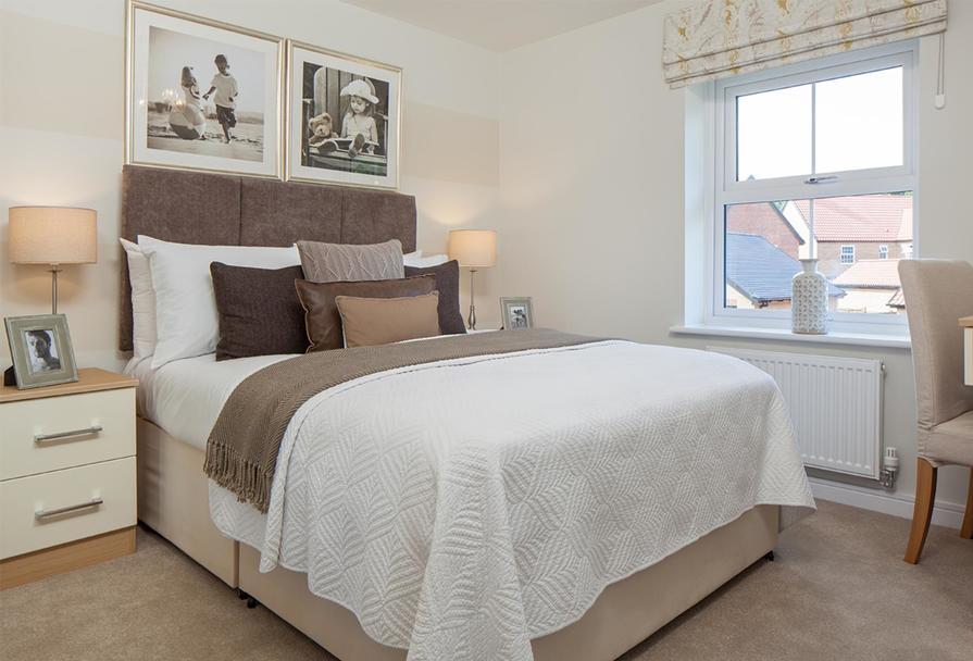 The Hadley Bedroom