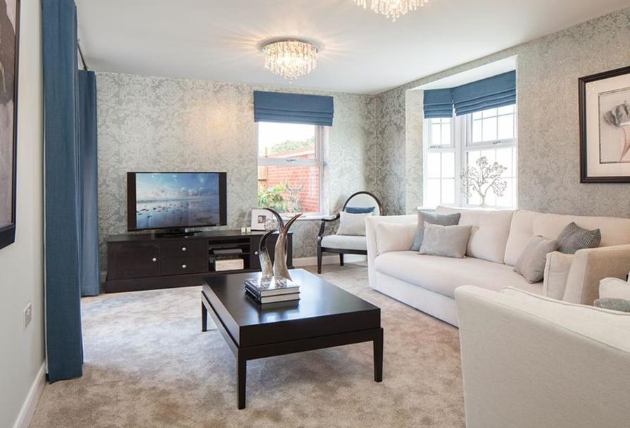 Avondale living room