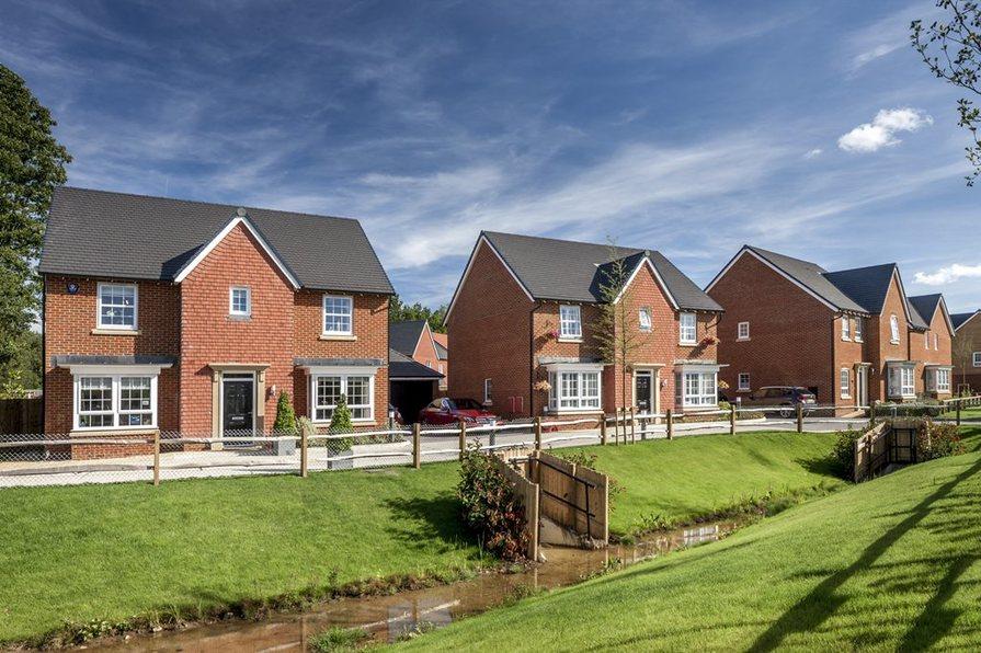 Chestnut Grange Show Homes