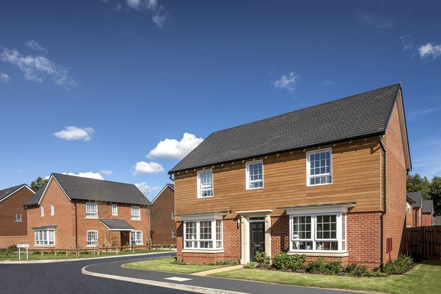 Chestnut Grange Show Home