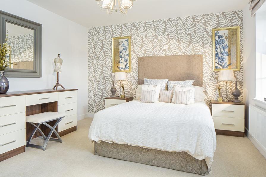 Chelworth Bedroom