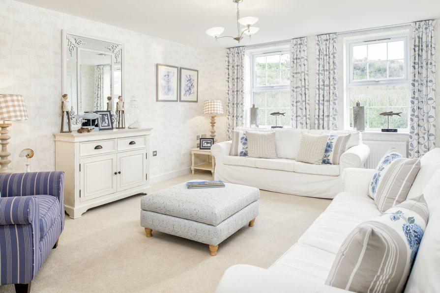 Chelworth Living Room
