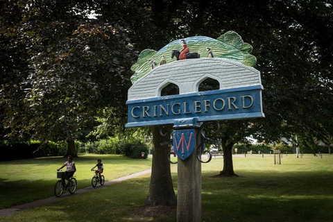 Cringleford, Norfolk NR4